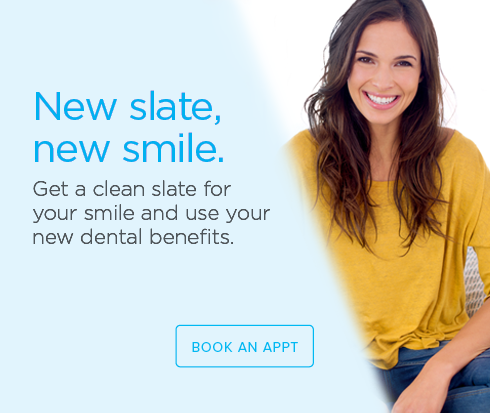 Dentists of Glendale - New Year, New Dental Benefits